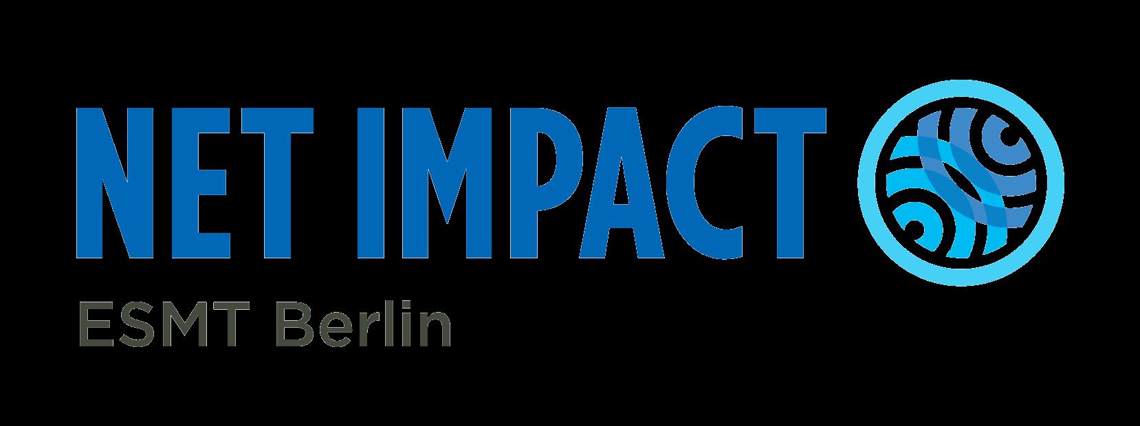 Net Impact ESMT Berlin